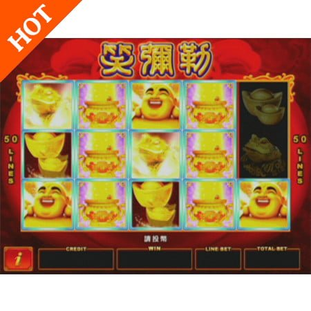 Gambling Slot Machines Laughing Buddha By Borden