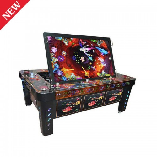 Fish Game Table Gambling Machine Blackbeard's Fury