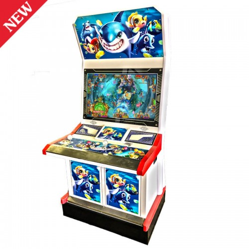 Fish Hunting Game Cabinet Thanos Avengers
