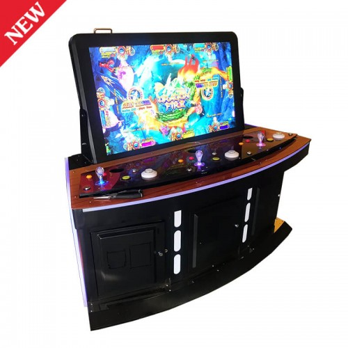 3 Players Ocean King Fishing Table Game Machine