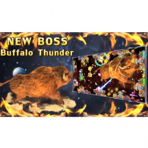 Fish Game Gambling Ocean King 3 Plus Buffalo Thunder